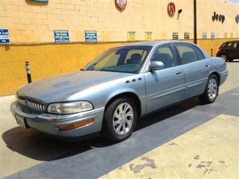 how cars work for dummies 2004 buick park avenue auto manual find used 2004 buick park avenue in palm springs california united states for us 5 995 00