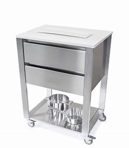 Küchenwagen Mit Schubladen : k chen module acrylstein wei 660702 ~ Whattoseeinmadrid.com Haus und Dekorationen