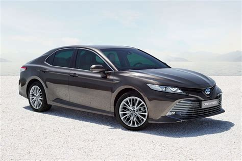 Toyota Camry Uk by 2019 Toyota Camry New Pics And Details Revealed