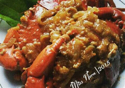 Kepiting merupakan salah satu makanan laut. Resep Kepiting Asam Manis oleh Miss Nora - Cookpad