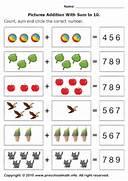 Ideas About Free Printable Addition Worksheets Short Kindergarten Addition Worksheets 1 Through 6 Kindergarten Math Worksheets Addition Math Worksheets Addition Math Worksheets For Kindergarten