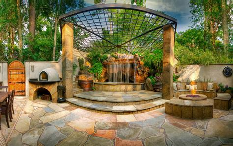 Landscape Backyard Design Ideas by Backyard Landscaping Paradise 30 Spectacular