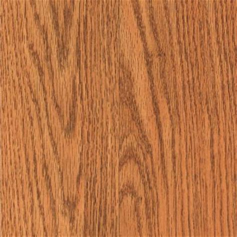 trafficmaster baytown oak 7 mm thick x 7 11 16 in wide x 50 5 8 in length laminate flooring