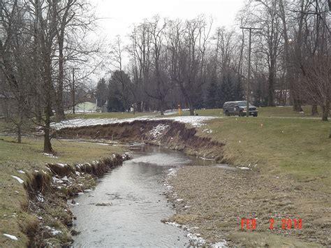 fairfield soil  water stream bank stabilization