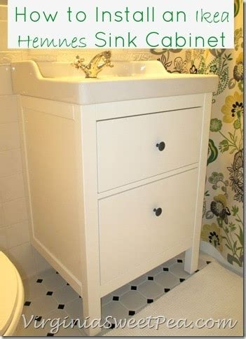 how to install bathroom cabinets and vanities bathroom renovation update how to install an ikea