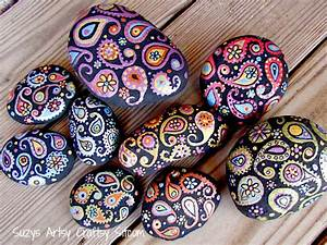 Rock Painting Fun You Can Make In Your Free Time