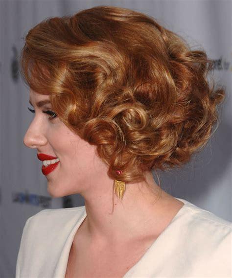 glamorous curly hairstyles  haircuts  women