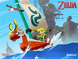 Toon Link Wind Waker Wallpaper - WallpaperSafari