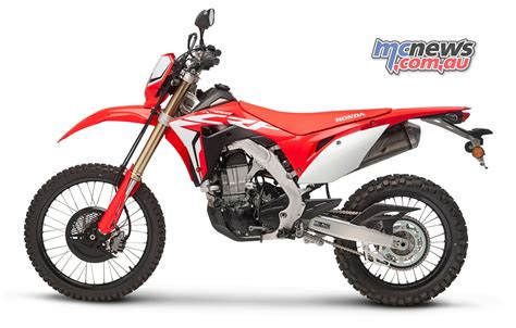 Honda Crf450r Based Road Legal Enduro Bike On Way