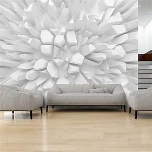 Papier Peint Trompe L Oeil 3d : papier peint 3d ~ Melissatoandfro.com Idées de Décoration