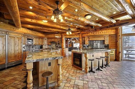 Timber Moose Lodge In Utah: The Largest Private Log Cabin