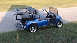 Put Spring In Your Gas Golf Cart Golf Cart