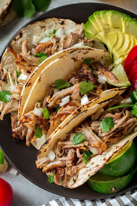 carnitas pot instant pork slow cooker mexican cooking pulled butt classy tacos recipes roast recipe restaurant shoulder pounds adobo cuban