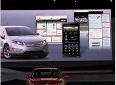GM's Answer to FordMicrosoft Sync May Be Google Android