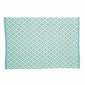 Tapis D Extérieur Maison Du Monde : tapis d 39 ext rieur bleu turquoise 140 x 200 cm nikeo ~ Dailycaller-alerts.com Idées de Décoration