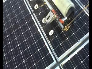Brosse Rotative Nettoyage : nettoyage de panneaux photovoltaique avec une brosse ~ Mglfilm.com Idées de Décoration