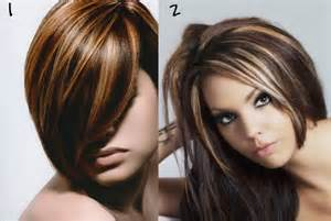 Different Hair Colors with Highlights