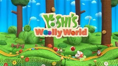 Wooly Yoshi Woolly Yoshis
