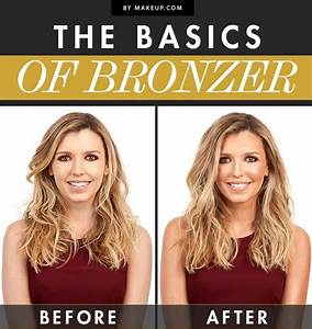 How To Apply Bronzer The Right Way