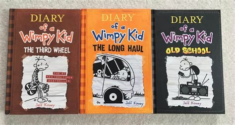 Diary Of A Wimpy Kid Book 7 Wwwpixsharkcom Images