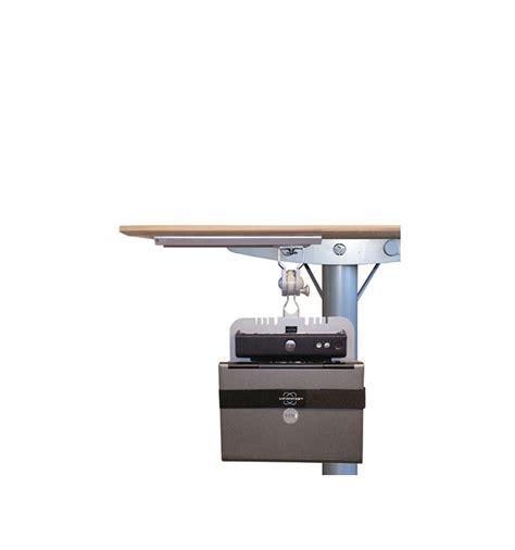 under desk laptop holder laptop holder a laptop stand for notebooks dublin ireland