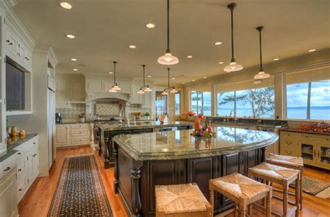 lovely  warm country styled kitchen ideas home