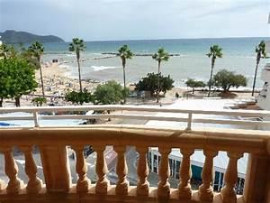 blick vom balkon bild von sol y mar apartments cala With katzennetz balkon mit hotel cala millor garden hotelbewertungen
