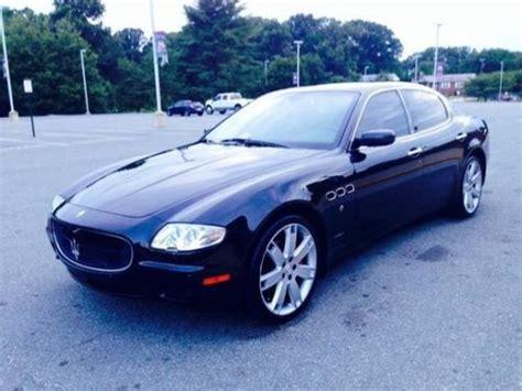 Sell Used 2006 Maserati Quattroporte Sport Gt * Service