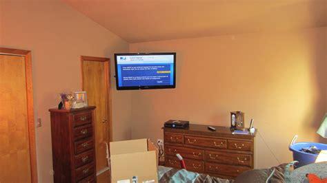 bedroom tv mount fairfield ct mount tv on wall home theater installation