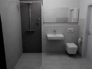 Fugenlose Bodenbeläge Bad : fugenlose dusche ~ Markanthonyermac.com Haus und Dekorationen