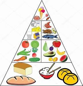 Food Pyramid  U2014 Stock Vector  U00a9 Nadil2  10623746