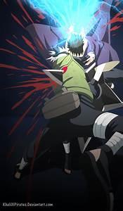 Naruto Manga 635 - Kakashi vs Obito by KhalilXPirates on ...