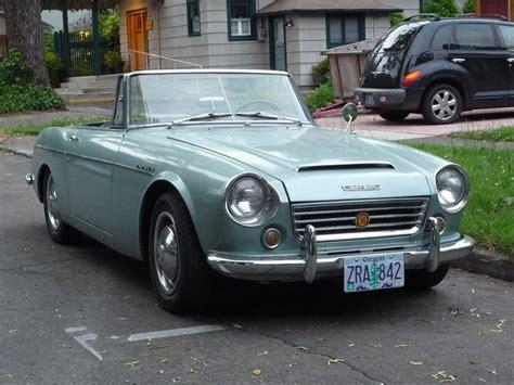 Datsun Sports by Curbside Classic 1967 Datsun Sports 1600 Spl311 My