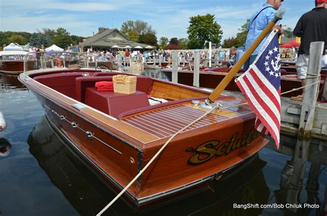 Boat Show Lake Geneva by Bangshift 2014 Geneva Lakes Antique And Classic Boat Show
