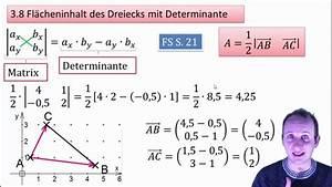 Determinante Berechnen : flache dreieck mathematik u geometrie flche von dreiecken bungen rtsel quiz tests puzzles ~ Themetempest.com Abrechnung
