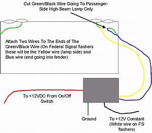 Ford Interceptor Utility Tail Light Flasher Wiring Diagram