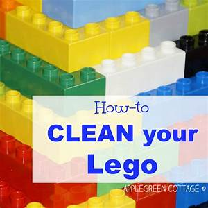 2 Ways To Clean Lego Bricks- Easy And Fun