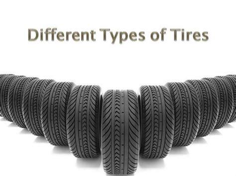 Different Types Of Tires |authorstream