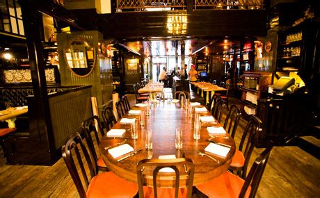 Breslin Bar Dining Room New York City by The Breslin Taylorshocks S Weblog