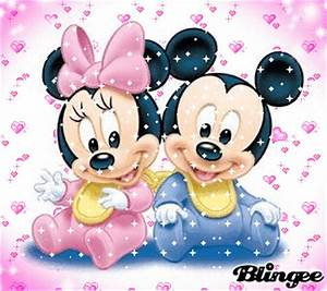Baby Mickey and Minnie Picture #32906450 | Blingee.com