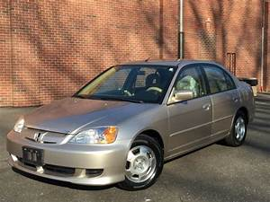 Honda Civic 2003 Manual Transmission