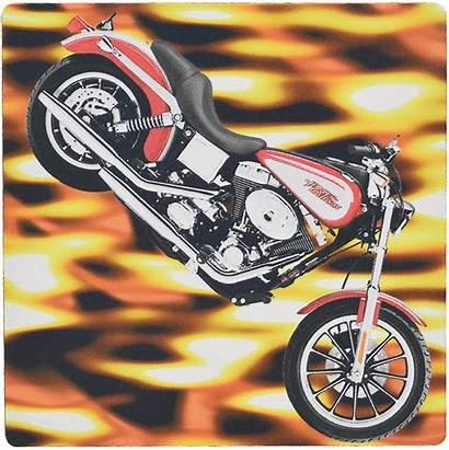 Mouse Motorcycle 3drose Picturing Davidson Harley Llc