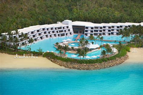 Island Resorts Drastic Changes Moving To The Hayman Island