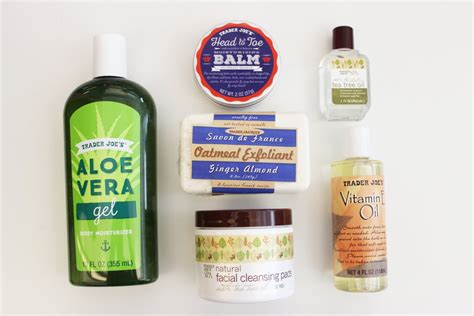 This means that if your uterus is enthused, your taste buds won't. Best Beauty Products From Trader Joe's | POPSUGAR Beauty