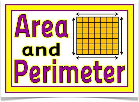 Area & Perimeter  Stephens Space