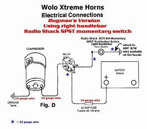 35 Omega Train Horn Wiring Diagram