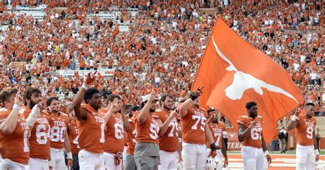 Texas Football Players Call on University to Drop a Song ...
