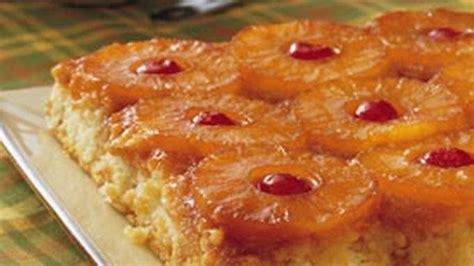 easy pineapple upside  cake recipe  tablespoon