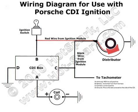1975 911 Tach Wiring Diagram by Cdi To Distributor Pelican Parts Forums