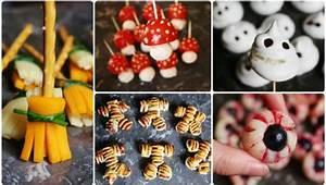 Recette Apéro Halloween : en mode gonzesse le blog beaut maquillage et humeurs halloween 5 recettes pour un ap ro ~ Melissatoandfro.com Idées de Décoration